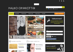 paleo-opskrifter.dk