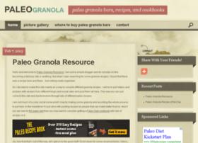 paleogranola.org