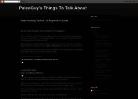 paleoguystuff.blogspot.com