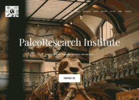 paleoresearch.com