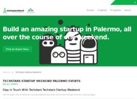 palermo.startupweekend.org