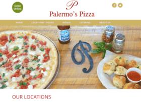 palermospizzamenu.com