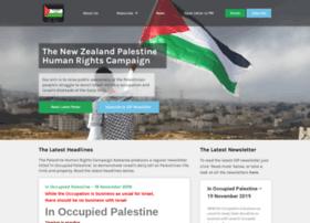 palestine.org.nz