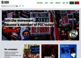 palestinecampaign.org
