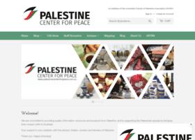 palestinecenterforpeace.com.au