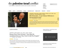 palestineisraelconflict.wordpress.com