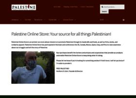 palestineonlinestore.com