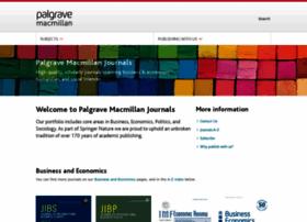 palgrave-journals.com