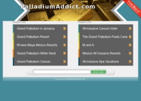 palladiumaddict.com
