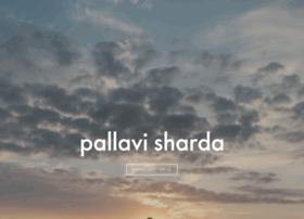 pallavisharda.com