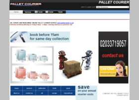 palletcourier.co.uk