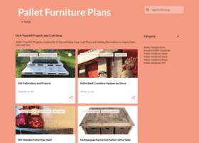 palletfurnitureplans.blogspot.com