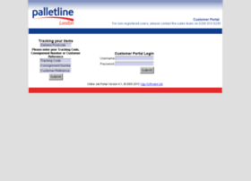 palletlinelondonjobentry.com