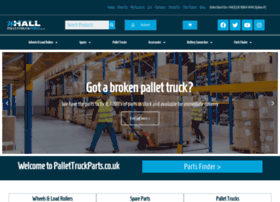 pallettruckparts.co.uk