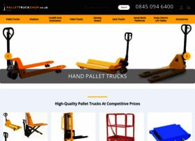 pallettruckshop.co.uk