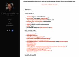 pallier.org