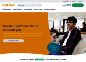 pallmallmedical.co.uk