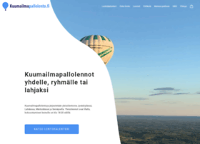 pallolento.fi
