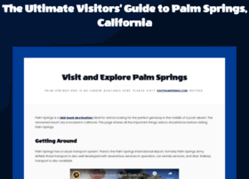 palm-springs.org