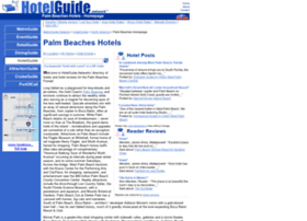 palm.beaches.hotelguide.net