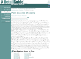 palm.beaches.retailguide.com