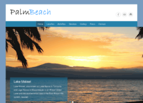 Palmbeach-lakemalawi.com
