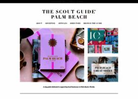 palmbeach.thescoutguide.com