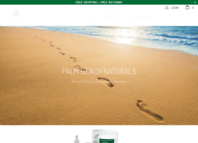palmbeachnaturals.com