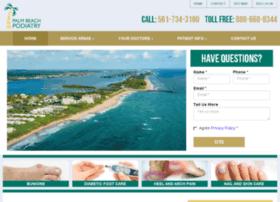 palmbeachpodiatry.fosterwebmarketing.com