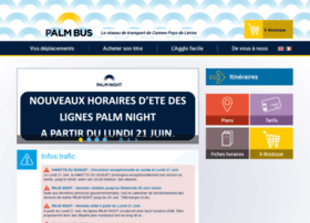 palmbus.fr