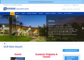 palmdesert.ucr.edu