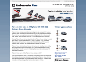 palmersgreenminicabs.co.uk