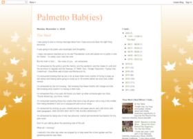 palmettobaby.blogspot.com