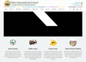 palminternationalschool.com