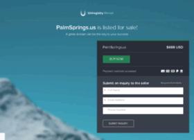 palmsprings.us