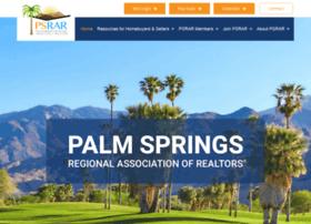 palmspringsregionalmls.com