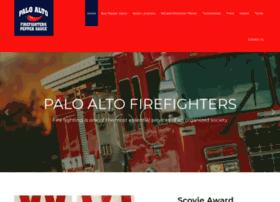 paloaltofirefighters.com