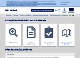 palyazat.gov.hu