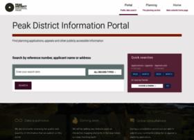 pam.peakdistrict.gov.uk
