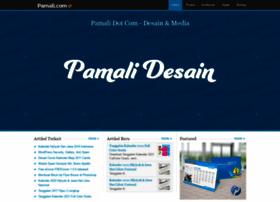 pamali.com