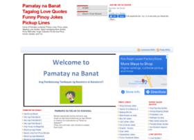 pamataynabanat.blogspot.com