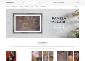 pamela-mccabe.artistwebsites.com