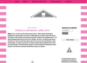 pamelajkuhn.blogspot.com