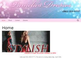 pamelasdresses.com
