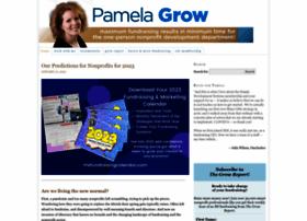 pamelasgrantwritingblog.com