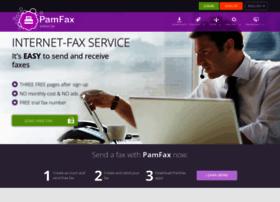 pamfax.com