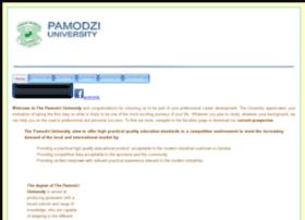 pamodziuniversity.edu.zm