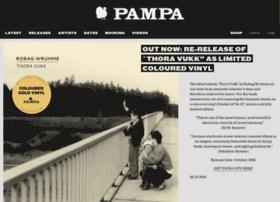 pamparecords.com