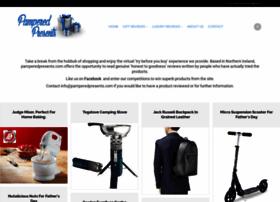 pamperedpresents.com