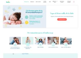 pampers.com.mx